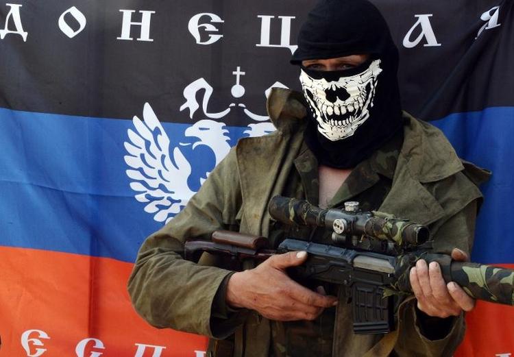 Außenstaatsminister offen für Gespräche mit Separatisten (© 2014 AFP)