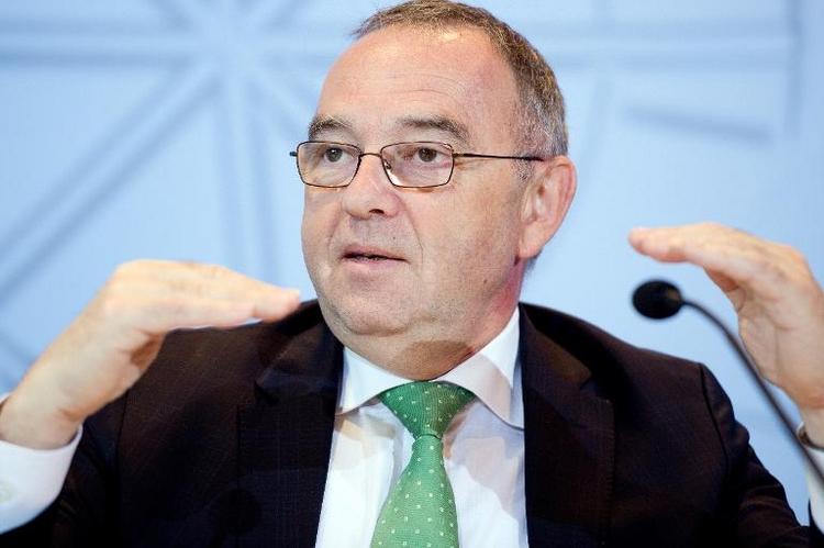 NRW pocht auf Änderungen beim Länderfinanzausgleich (© 2014 AFP)