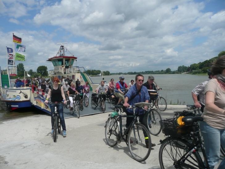 In der Zeit vom 1. bis 21. Juni 2014 darf mehr geradelt werden, Autos und Umwelt erhalten eine Atempause. (Foto: Stadt Krefeld)