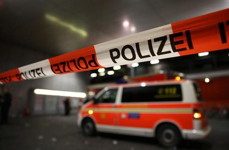 Schule in Dülmen wegen Bombendrohung evakuiert (© 2014 AFP)