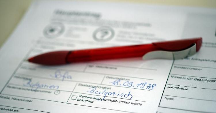 Deutschland kann EU-Bürgern Hartz-IV-Gelder verwehren (© 2014 AFP)