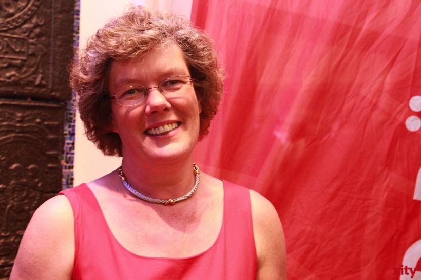 Petra Kammerevert, schaffte es mit der Wahl wieder ins Europaparlament (xity-Foto: P. Basarir)