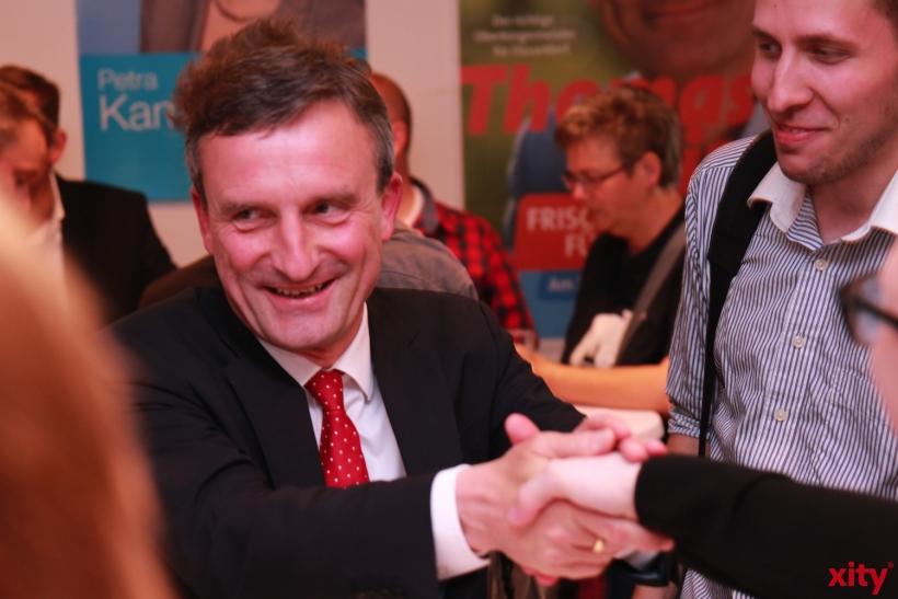 Thomas Geisel, SPD-Kandidat für das Amt des Oberbürgermeister (xity-Foto: P. Basarir)