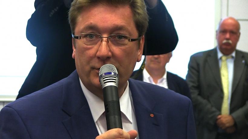 Dirk Elbers, amtierender Oberbürgermeister (xity-Foto: P. Basarir)(xity-Foto: P. Basarir)