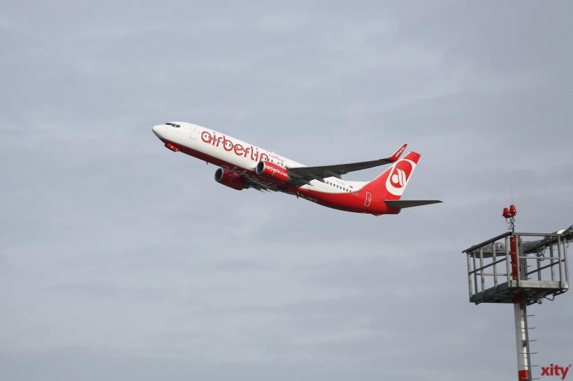 Anzahl der Flugpassagiere im ersten Quartal 2014 um 0,9 Prozent gestiegen (xity-Foto: D. Creutz)