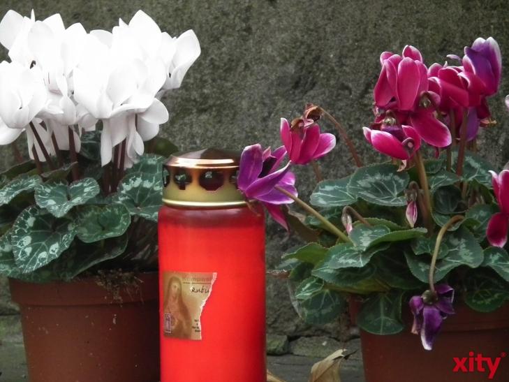Die Solinger gedenken den Opfern des Brandanschlags am 28. Mai (xity-Foto:P. Basarir)