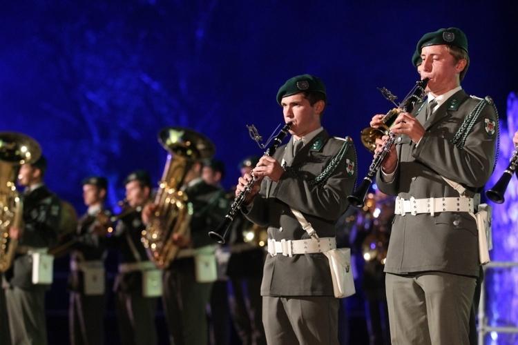 Letztes NATO-Musikfest in Mönchengladbach (Foto: Stadt Mönchengladbach)
