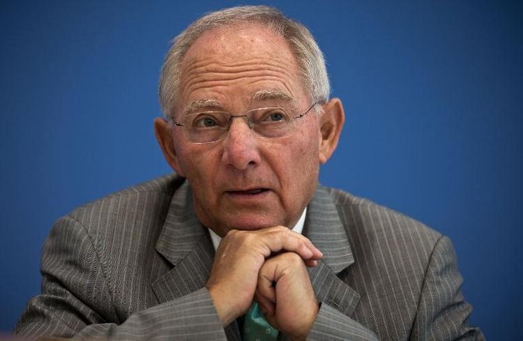 Schäuble fordert Umbau von EU-Institutionen (© 2014 AFP)