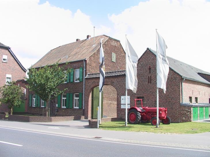 Kulturzentrum des Rhein-Kreises Neuss in Rommerskirchen-Sinsteden (Foto: Rhein-Kreis Neuss)