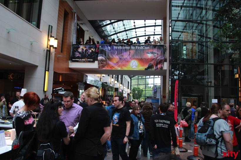 Die größte Sci-Fi-Convention Europas öffnete ihre Pforten in Düsseldorf (xity-Foto: P. Basarir)