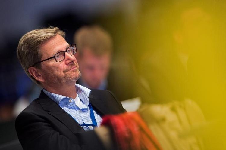 Westerwelle will politisch wieder stärker mitmischen (© 2014 AFP)