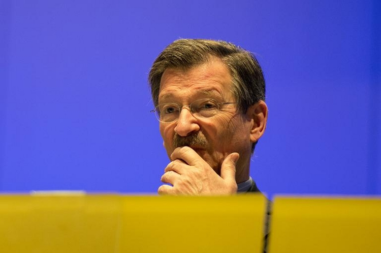 FDP-Haushalt 30 Prozent kleiner als noch 2013 (© 2014 AFP)