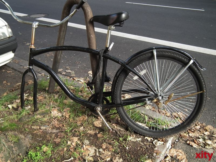Ihrem Fahrrad fehlt ein Reifen? Das Motto des neuen Repair Café lautet reparieren statt wegwerfen. (xity-Foto: P. I. )