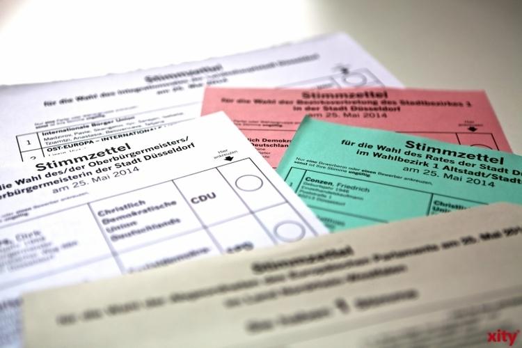 Wahlausschuss bestätigt Ergebnis der Europawahl in Krefeld. (xity-Foto: D. Creutz)