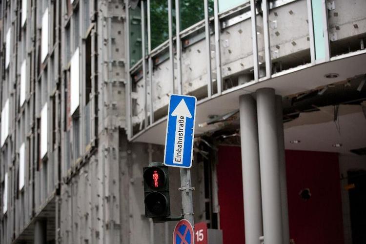 Frankfurt bleibt gefährlichste Großstadt Deutschlands (© 2014 AFP)