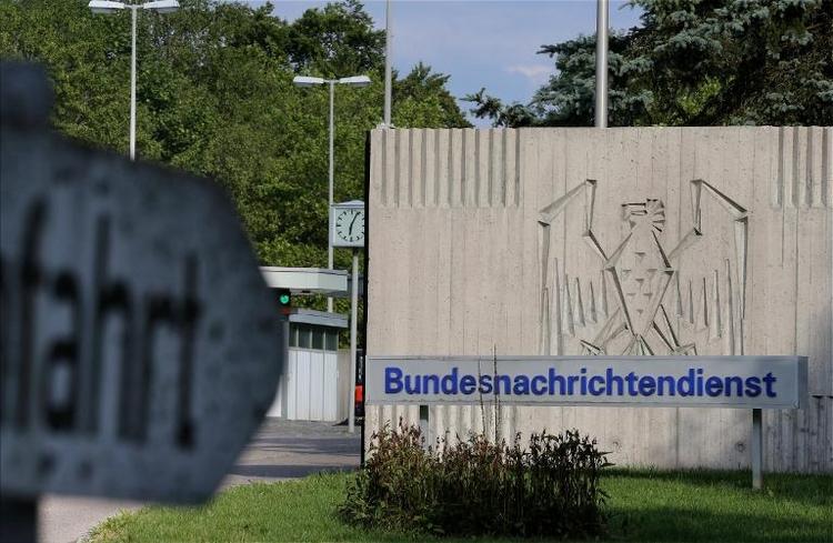 Geteiltes Echo auf BND-Pläne im Bundestag (© 2014 AFP)