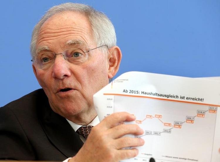 Union will Haushaltsloch mit neuen Schulden stopfen (© 2014 AFP)