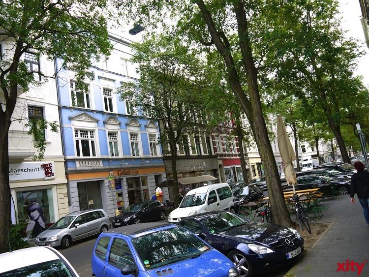 Neues Konzept zur Parkraumbewirtschaftung in Oberkassel und Niederkassel (xity-Foto: M. Völker)