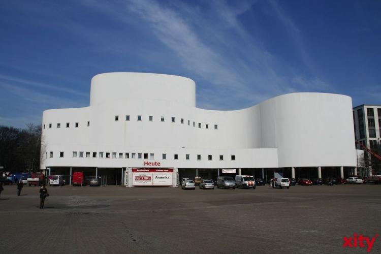 """""""Der letzte Schrei"""" feiert Premiere im Schauspielhaus Düsseldorf (xity-Foto: M. Völker)"""
