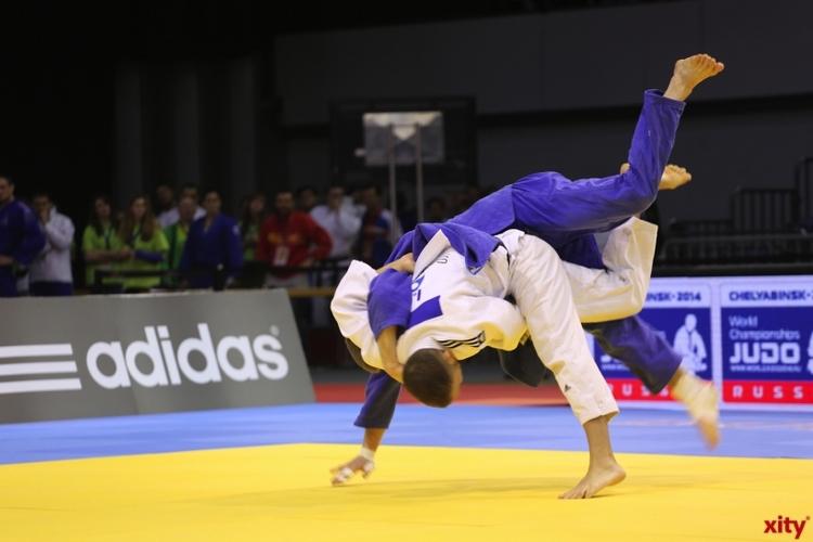 """Erstmals bundesweiter """"Tag des Judo"""" an deutschen Schulen. (xity-Foto: D. Creutz)"""