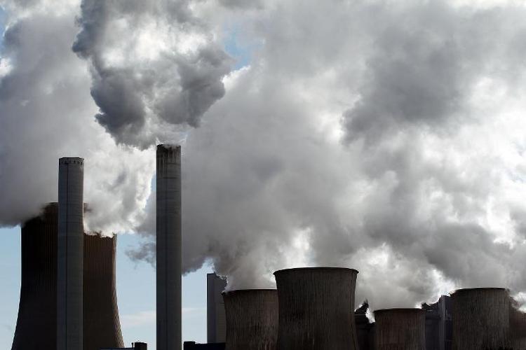 US-Klimaschutzpläne in Deutschland positiv aufgenommen (© 2014 AFP)