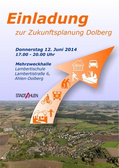 Die Meinung der Dolberger ist gefragt: Wie soll sich unser Ortsteil für die Zukunft aufstellen?(Foto: Pressestelle Ahlen)