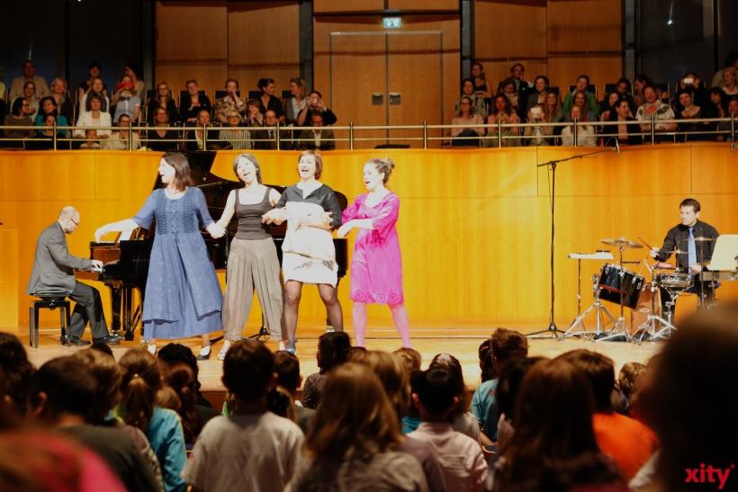 SingPause 2014-Singen an Düsseldorfer Grundschulen (xity-Foto: D. Creutz)
