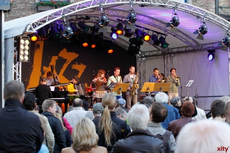 Start der 22. Düsseldorfer Jazz Rally (xity-Foto: D. Creutz)