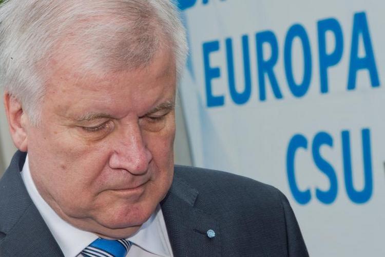 Seehofer: Kritiker für EU-Wahlschlappe mitverantwortlich (© 2014 AFP)