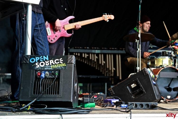 Open Squares für kreative Newcomer beim Open Source Festival 2014 (xity-Foto: P. Basarir)