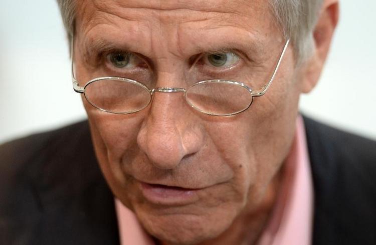 Ulrich Wickert wäre gern Hotelbesitzer in Südfrankreich (© 2014 AFP)