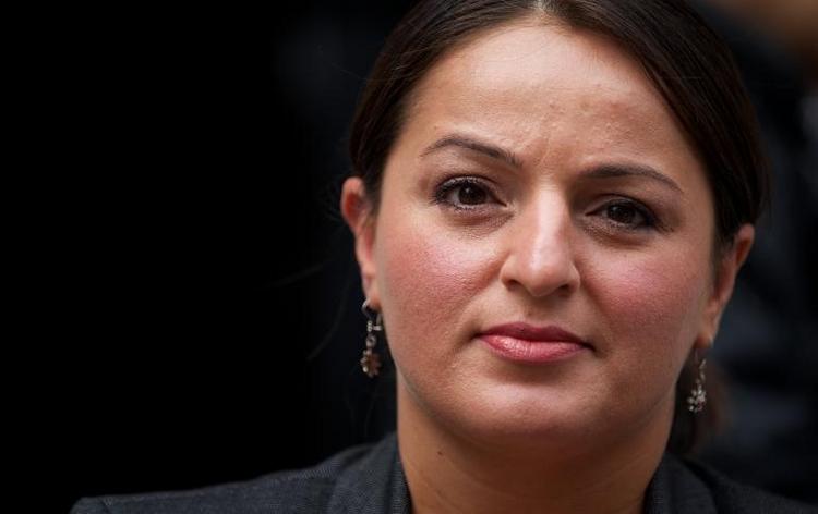 Linken-Spitze distanziert sich von Abgeordneter Dagdelen (© 2014 AFP)