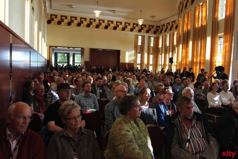 Das Publikum war begeistert (xity-Foto: D. Creutz)