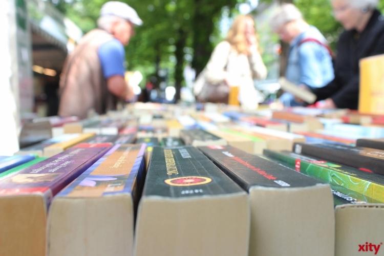Mund auf! - Poetry-Slam-Workshop im Niederrheinischen Literaturhaus Krefeld. (xity-Foto: D. Postert)