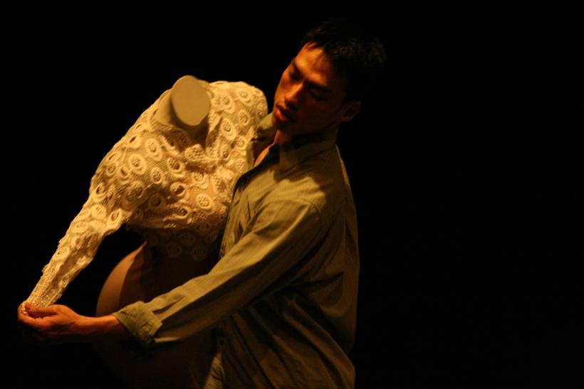 First Steps: Abschluss der Reihe mit dem Tänzer Yuta Hamaguchi (Foto: Griffin Doug Yuta)