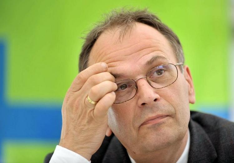 SPD-Politiker Reinhard Höppner gestorben (© 2014 AFP)