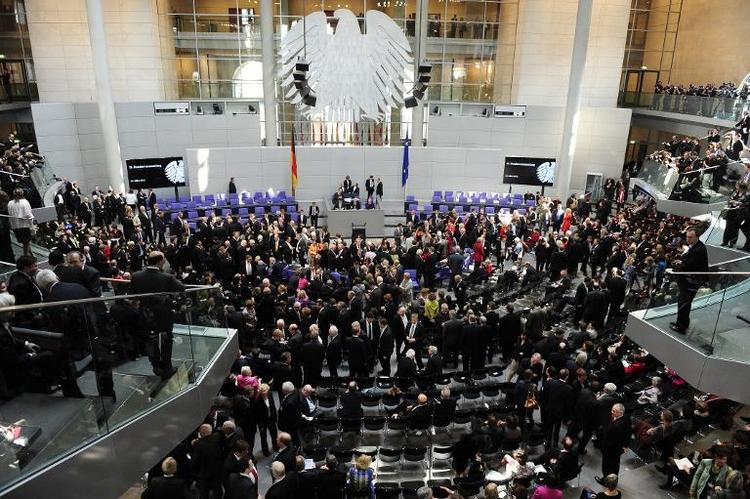 Urteil zu Delegiertenrechten bei Bundespräsidentenwahl  (© 2014 AFP)