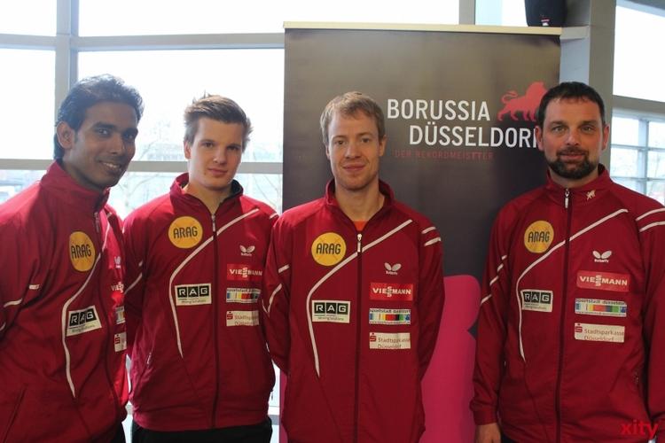 Borussen nach Meisterschaft weiter auf Tour (xity-Foto: D. Postert)