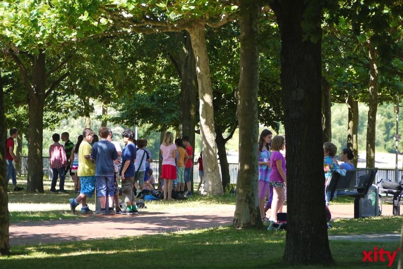 Kulturrucksack-Workshops für Kinder und Jugendliche zwischen zehn und 14 Jahren. (xity-Foto: D. Postert)