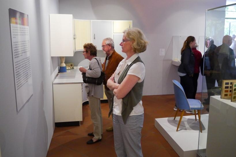 Ausstellungseröffnung war am 25. Mai. 2014 (Foto: Dr. Christian Sonntag)