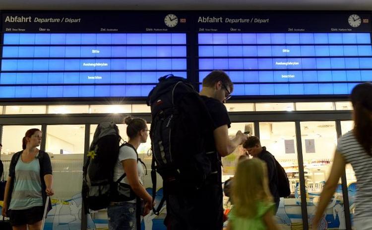 Schäden am Schienennetz in NRW schlimmer als befürchtet (© 2014 AFP)