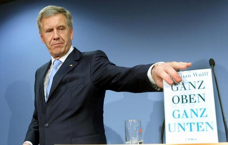 Journalistenverband weist Wulffs scharfe Kritik zurück (© 2014 AFP)