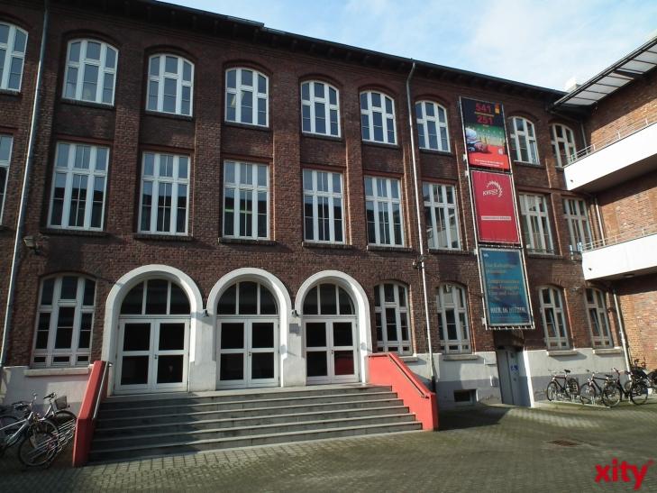 Fabrik Heeder: Abschluss der NRW-Reihe FAV14/Erkundigungen in Krefeld. (xity-Foto: E. Aslanidou)