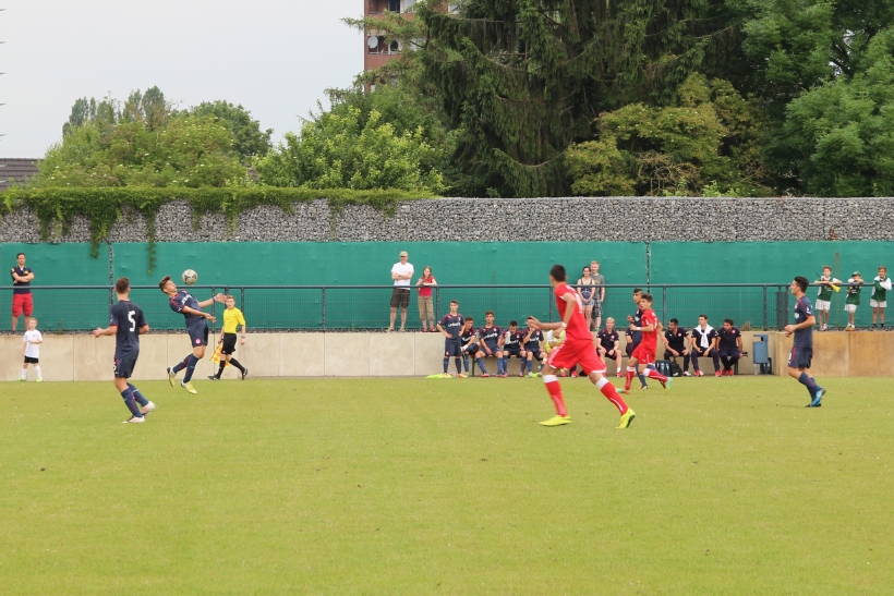 Olympiakos Piräus gegen Fortuna Düsseldorf (xity-Foto: H.Müller)