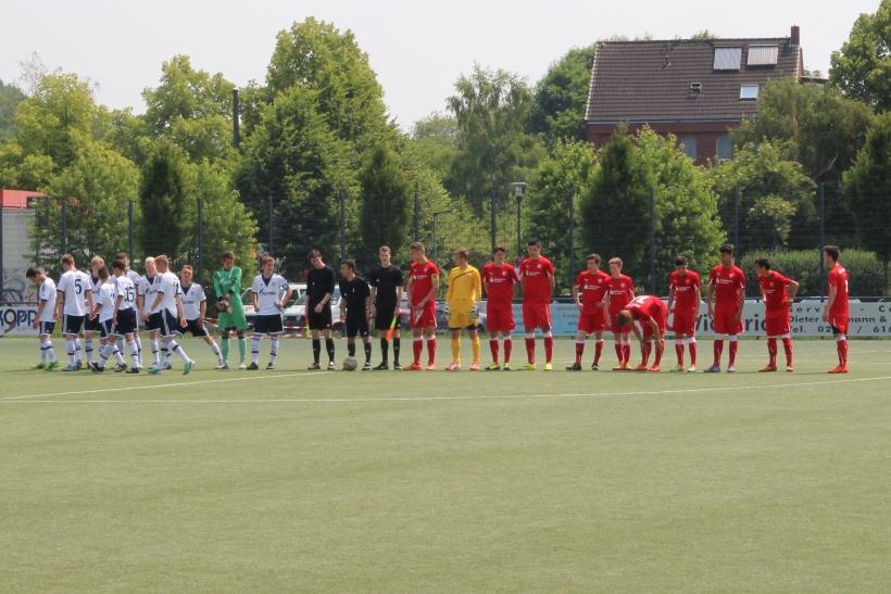 Schalke 04 gegen die Fortuna aus Düsseldorf (xity-Foto: H.Müller)