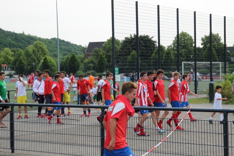 Atletico Madrid (xity-Foto: H.Müller)