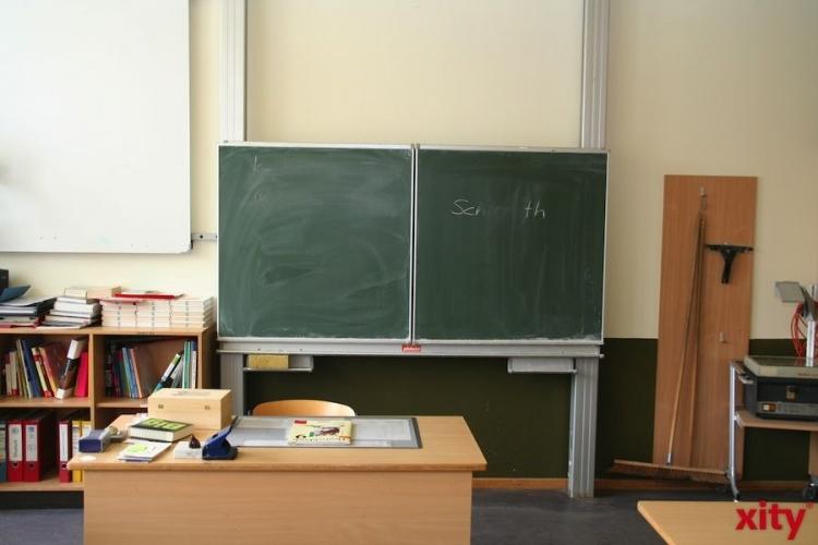 Viele Schulen in Düsseldorf bleiben aufgrund der Auswirkungen des Unwetters geschlossen (xity-Foto: M. Völker)
