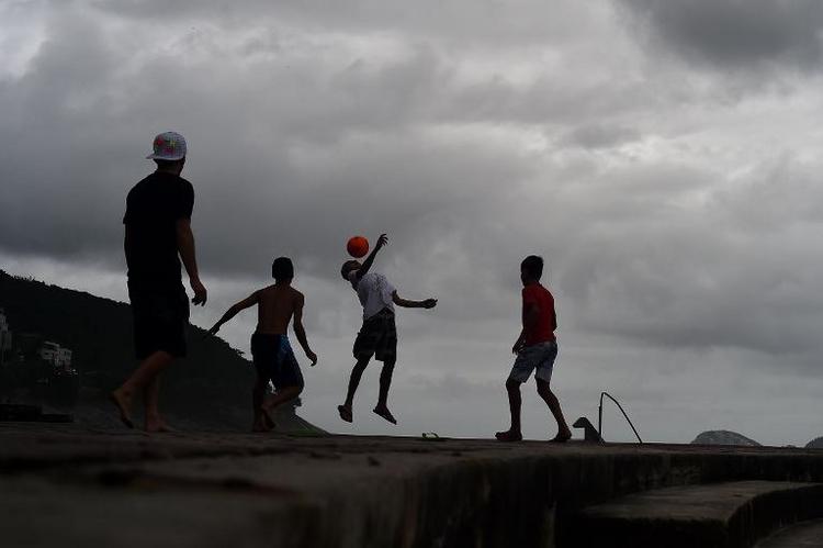 Neue Plattform gegen sexuelle Ausbeutung von Kindern (© 2014 AFP)