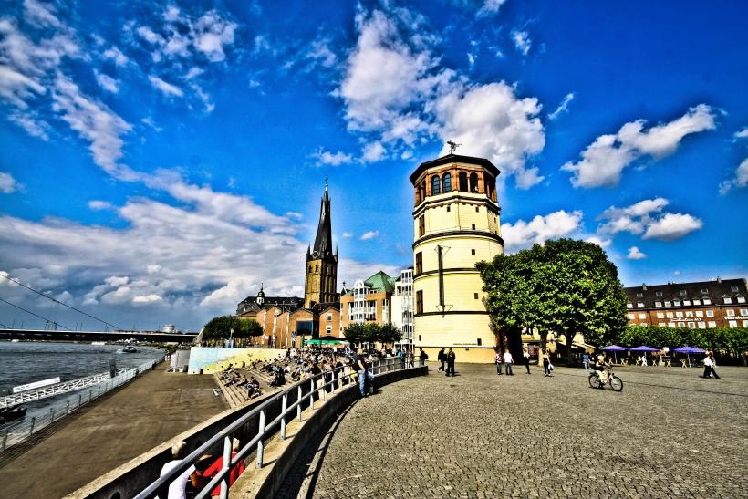 Die besten Public-Viewing Plätze in Düsseldorf (xity-Foto: D. Mundstock)
