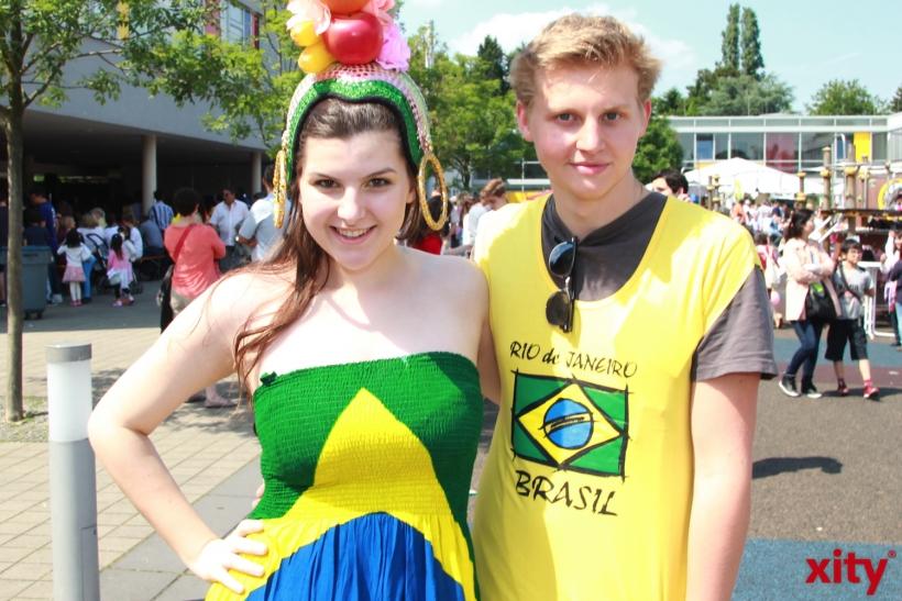 Start der Fußballweltmeisterschaft in Brasilien (xity-Foto: P.I.)